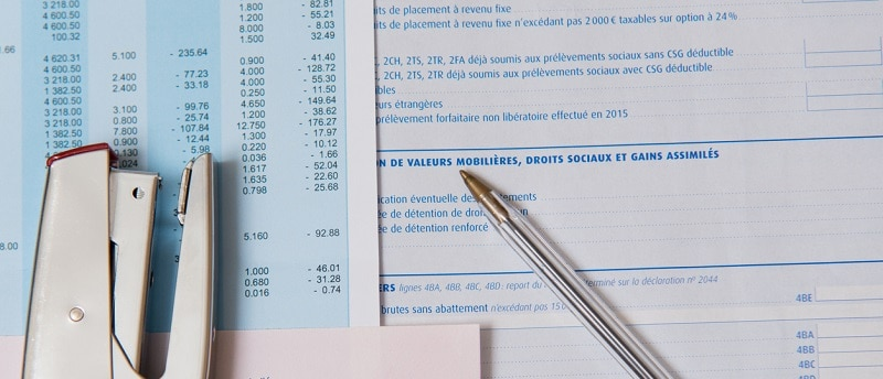 Documents pour taxer le budget